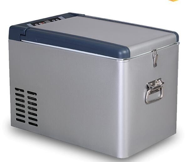 DC-25P DC12V/24V Compressor Portable Mini Car Fridge Freezer/Car Cooler /Car Refrigerator/ Ship Camping Refrigerator