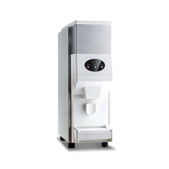 Full Automatic Low Power Low Noise Fast Cooling Modular Ice Machine , Potable Commercial Ice Maker Machine with 15kg/24h